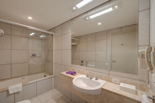 貝里尼天才大酒店 - 聖保羅 - 聖保羅 - 浴室