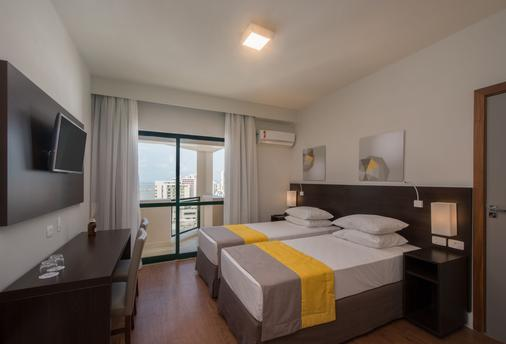 Costa Mar Recife Hotel by Atlantica - Jaboatão dos Guararapes - Bedroom