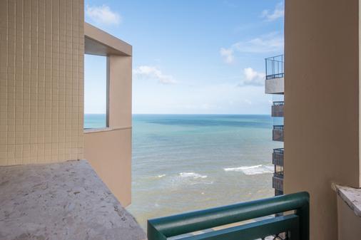 Costa Mar Recife Hotel by Atlantica - Jaboatão dos Guararapes - Balcony