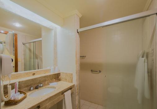 Costa Mar Recife Hotel by Atlantica - Jaboatão dos Guararapes - Bathroom