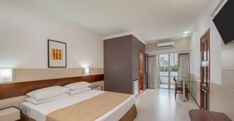 Hotel Regente - Belém - Phòng ngủ