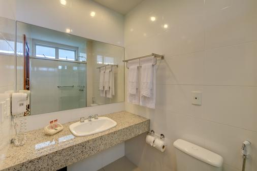 Hotel Regente - Belém - Bathroom