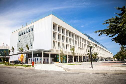 Prodigy Santos Dumont - Rio de Janeiro - Building