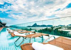 Prodigy Santos Dumont - Rio de Janeiro - Uima-allas