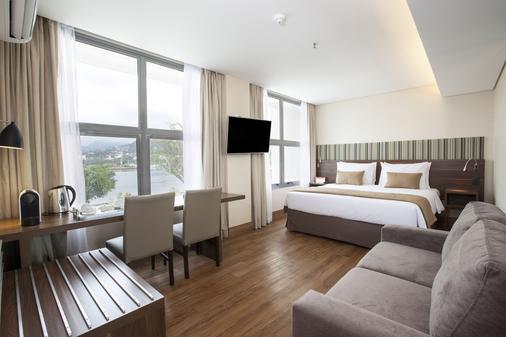 Prodigy Santos Dumont - Rio de Janeiro - Makuuhuone