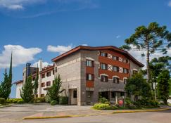 Hotel Laghetto Allegro Alpenhaus - Gramado - Edificio