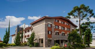 Hotel Laghetto Allegro Alpenhaus - Gramado - Gebäude