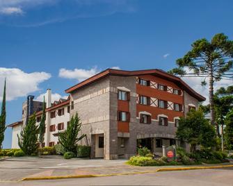 Hotel Laghetto Allegro Alpenhaus - Gramado - Building