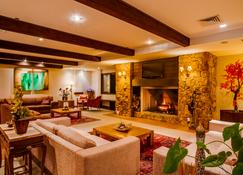 Hotel Laghetto Allegro Alpenhaus - Gramado - Lobby
