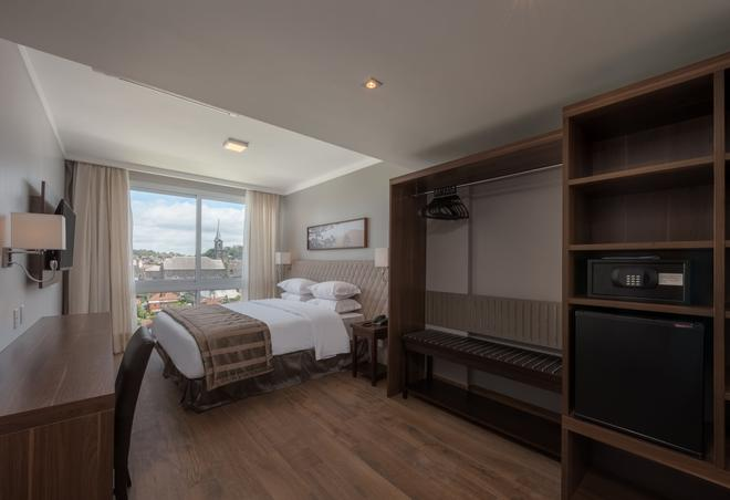 Prodigy Gramado - Gramado - Bedroom