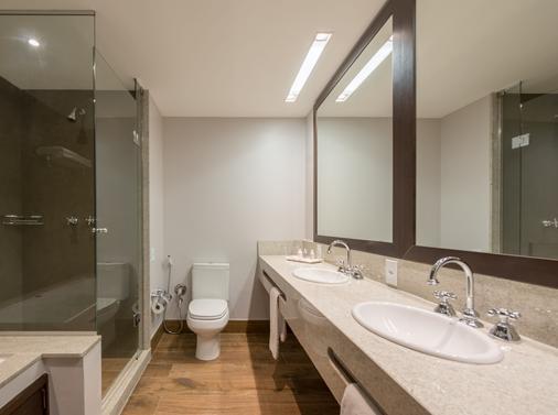 Prodigy Gramado - Gramado - Bathroom