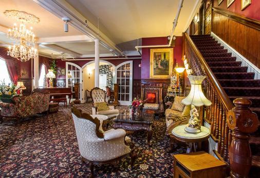 Queen Anne Hotel - San Francisco - Aula
