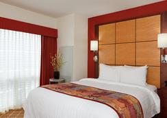 Residence Inn by Marriott Chicago Midway Airport - Bedford Park - Bedroom