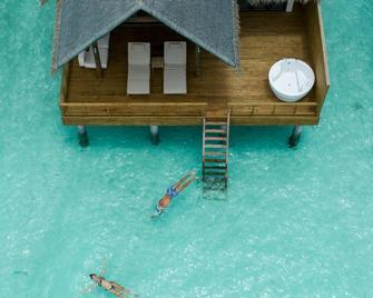 Fushifaru Maldives - Fushifaru - Building