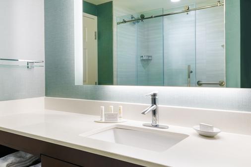 Residence Inn by Marriott Rochester Henrietta - Rochester - Bathroom