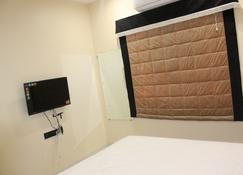 Stay10 Luxury Service Apartment - Indore - Bedroom