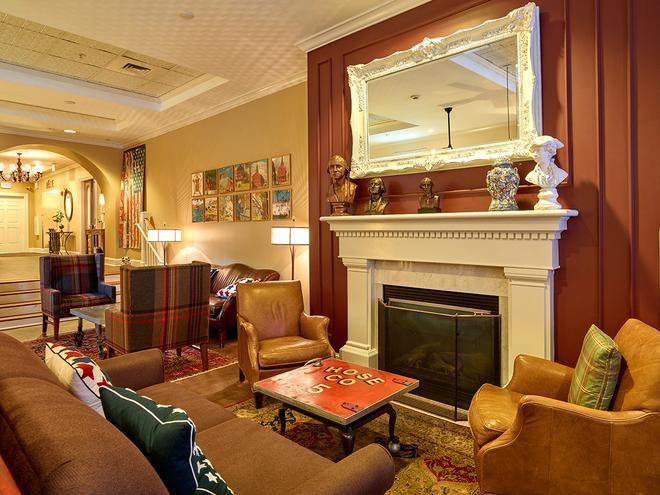 The Kendall Hotel - Cambridge - Lobby