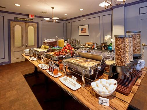 The Kendall Hotel - Cambridge - Buffet