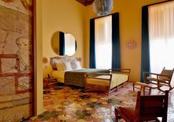 L'Arlatan - Arles - Makuuhuone