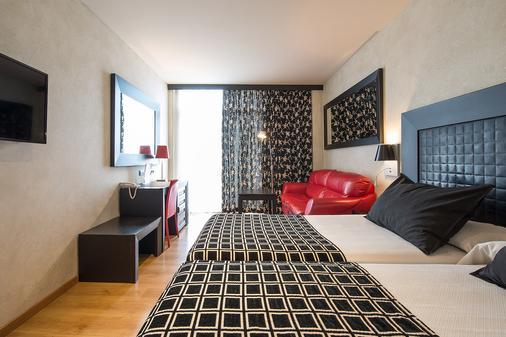 Sallés Hotel Málaga Centro - Málaga - Bedroom
