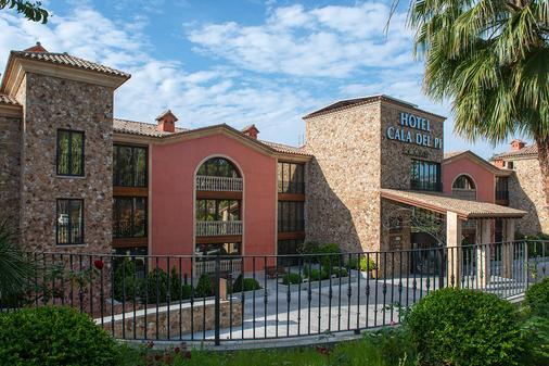 Salles Hotel & Spa Cala Del Pi - Platja d'Aro - Toà nhà