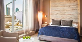 Sallés Hotel Pere IV - บาร์เซโลนา - ห้องนอน