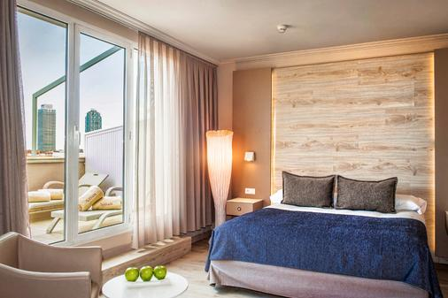 Sallés Hotel Pere IV - Barcelona - Bedroom