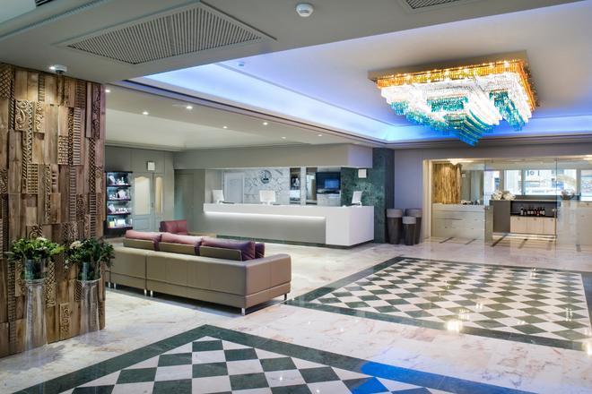 Sallés Hotel Pere IV - Βαρκελώνη - Ρεσεψιόν