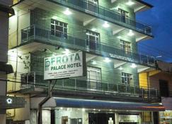 Frota Palace Hotel - Macapá - Κτίριο