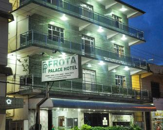 Frota Palace Hotel - Макапа - Building