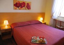 Hotel Lodi - Рим - Спальня