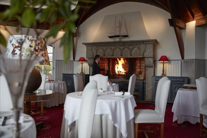 Manoir De Lan Kerellec - Trébeurden - Restaurant