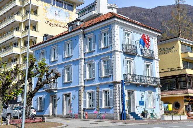 Hotel Millennium - Locarno - Κτίριο