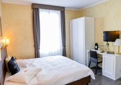 Hotel Millennium - Locarno - Bedroom