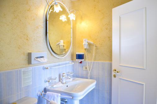 Hotel Millennium - Locarno - Bathroom
