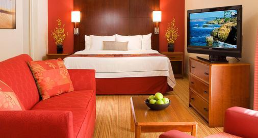 Residence Inn by Marriott San Diego La Jolla - San Diego - Makuuhuone