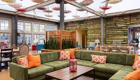 The Lafayette Hotel, Swim Club & Bungalows - San Diego - Lounge