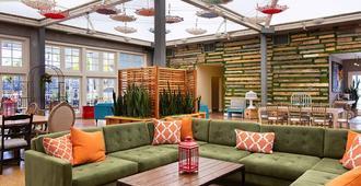 The Lafayette Hotel, Swim Club & Bungalows - סן דייגו - טרקלין