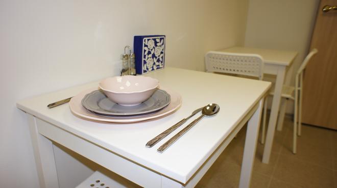伯麗安卡藝術之家旅館 - 莫斯科 - 飲食