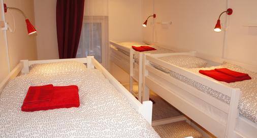 伯麗安卡藝術之家旅館 - 莫斯科 - 臥室