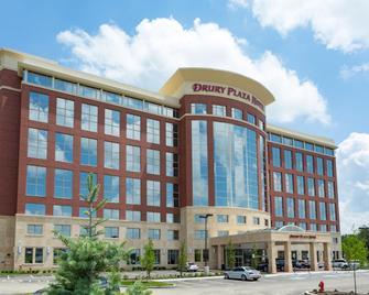 Drury Plaza Hotel Indianapolis Carmel - Indianapolis - Gebäude