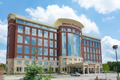 德魯廣場印第安納波利斯卡梅爾酒店 - 印第安那波里 - 印第安納波利斯 - 建築