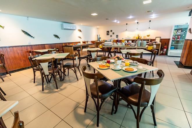 Hotel Ponta Negra Beach Natal - Natal - Restaurant