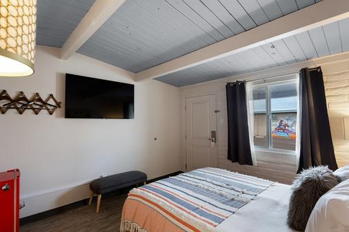 Hotel McCoy - Art, Coffee, Beer, Wine - Tucson - Bedroom