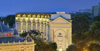 Hilton Hanoi Opera - Hanoi - Rakennus