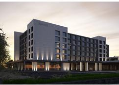 Indore Marriott Hotel - Indore - Building