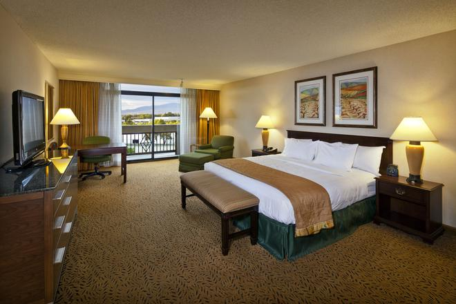 DoubleTree by Hilton San Jose - San Jose - Bedroom