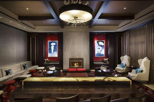 Juniper Hotel Cupertino, Curio Collection by Hilton - Cupertino - Lounge