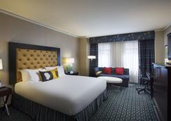 Juniper Hotel Cupertino, Curio Collection by Hilton - Cupertino - Bedroom