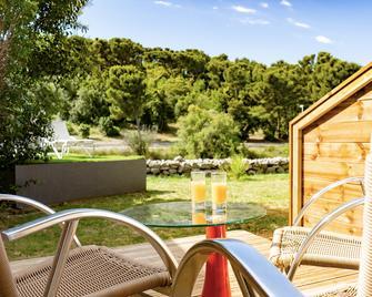 Hotel Phoebus Garden & Spa - Gruissan - Patio